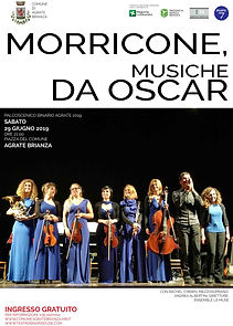 Morricone, musiche da Oscar