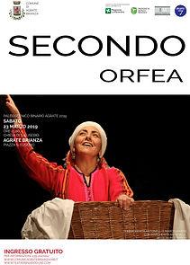 Secondo Orfea