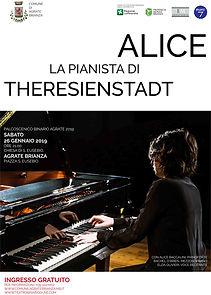 Alice la pianista di Theresienstadt