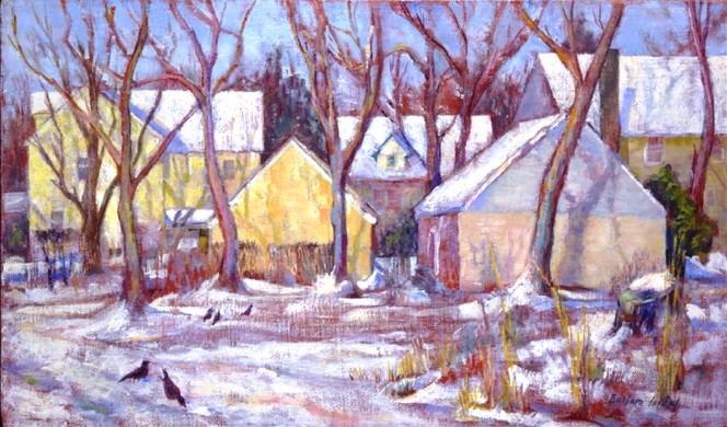 Plainfield Backyard