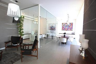 עיצוב משרד מכירות תל אביב