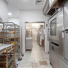 תכנון ועיצוב בית מאפה בגן יבנה