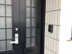 戸建てのインターホン工事:神奈川県川崎市