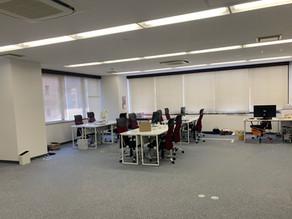事務所移転に伴う電話機(ビジネスフォン)工事行いました(東京都台東区 株式会社BES様)