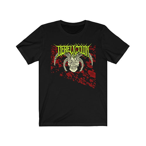 Dereliction | Horned Skull - Tee