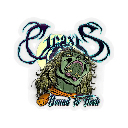 Ciraxis | Bound to Flesh - Sticker