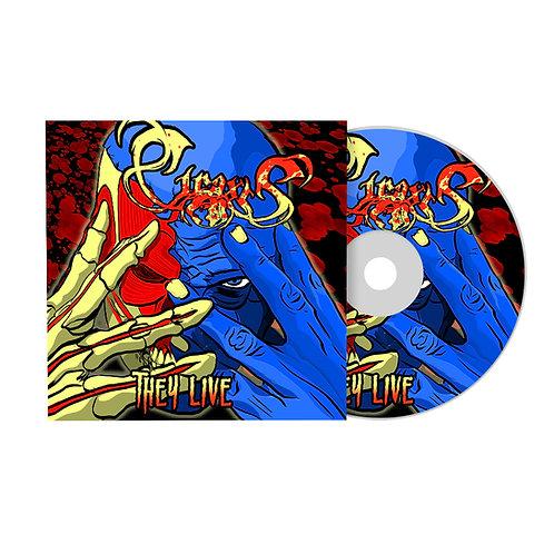 Ciraxis   They Live - Compact Disc Single