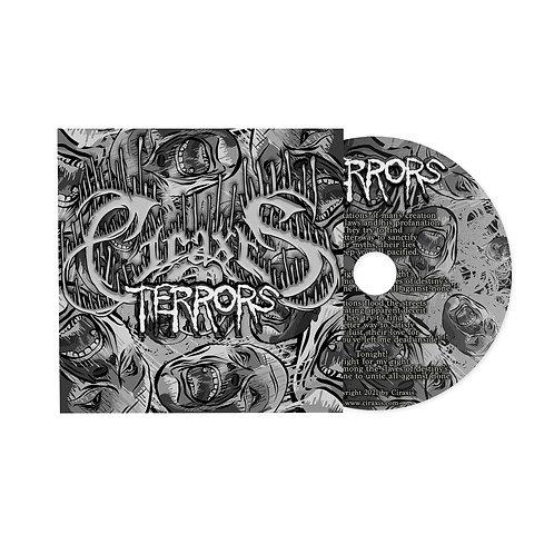 Ciraxis - Terrors | CD Single