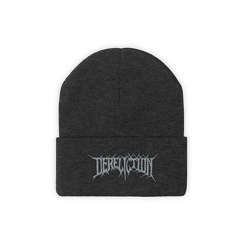 Dereliction | Logo - Beanie