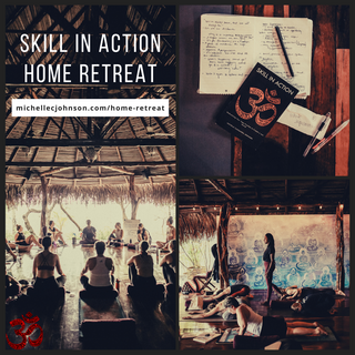 Skill in Action Home Retreat for Social Media