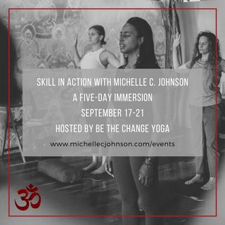 Skill in Action Workshop for Social Media