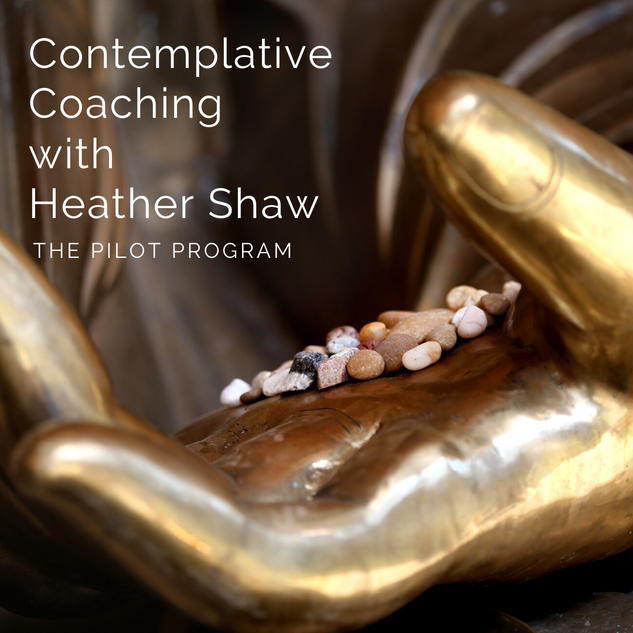 Contemplative Coaching for Heather Shaw for Social Media