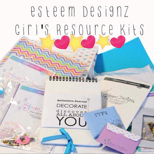 Self Esteem Resource Kit Sale