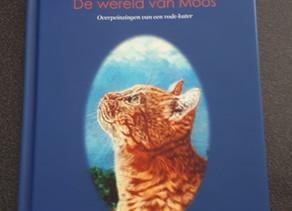 Eerste boek van Anita de Vries van Atelier Animaux is klaar