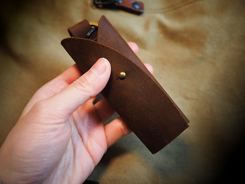 NZ Leather Key Cover