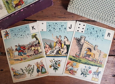 Grand Jeu Lenormand: a true gem!