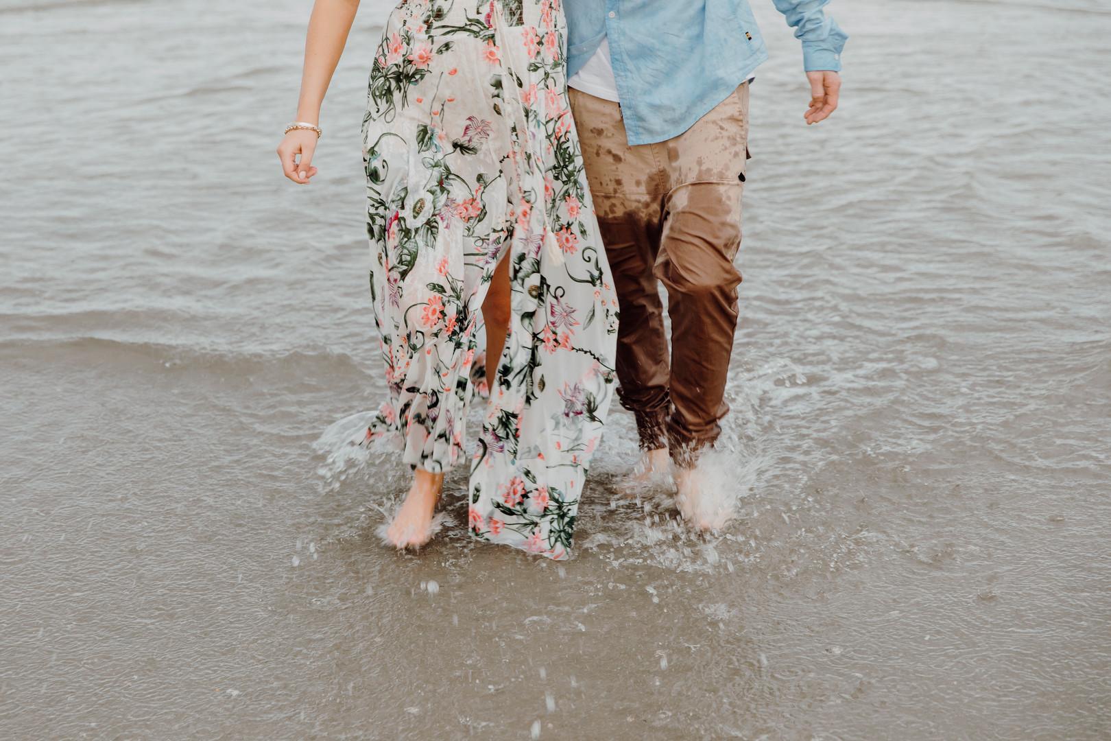 Waikato Engagement Photographer | Haley Adele Photography