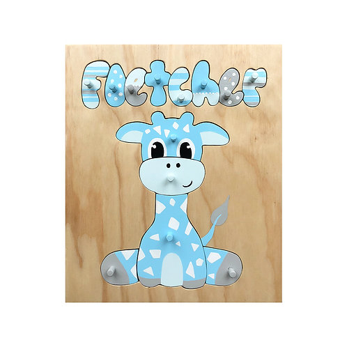 Giraffe Name Puzzle