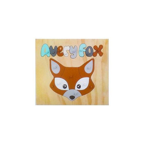Fox Name Puzzle