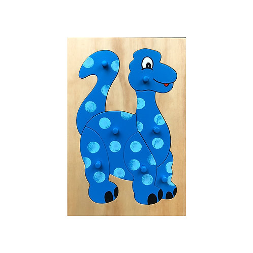 Spotted Dinosaur Puzzle