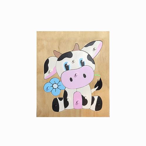 Cow Puzzle