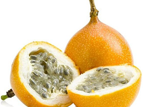 A Perfect Passionfruit.