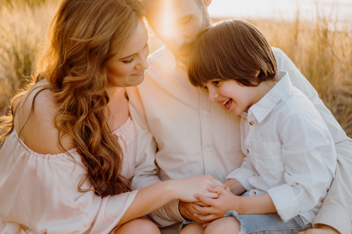 Raglan Family Photographs | Haley Adele Photography