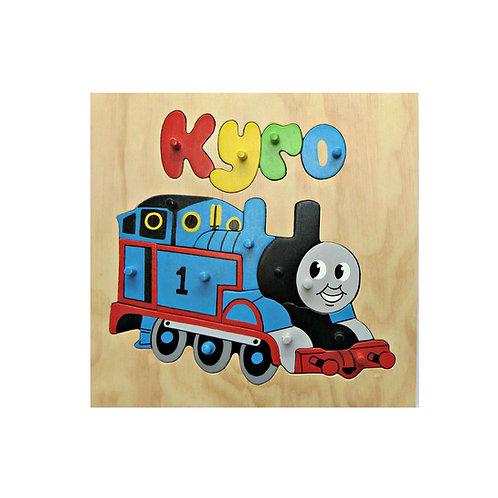 Train Name Puzzle