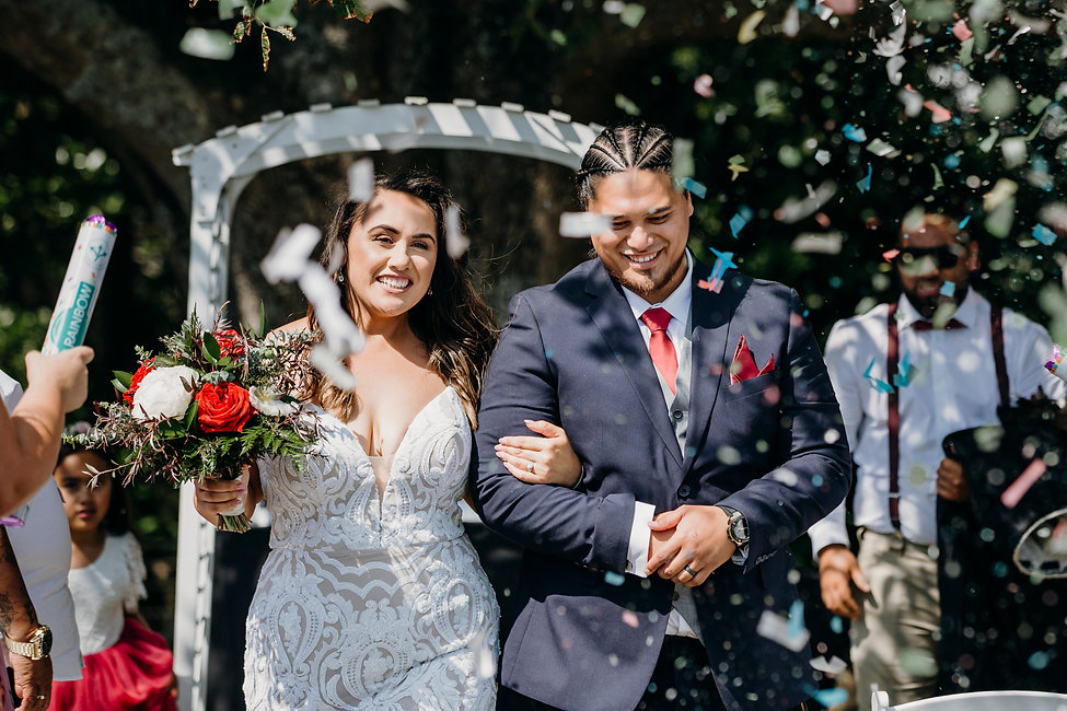 Fisher House Wedding | Auckland
