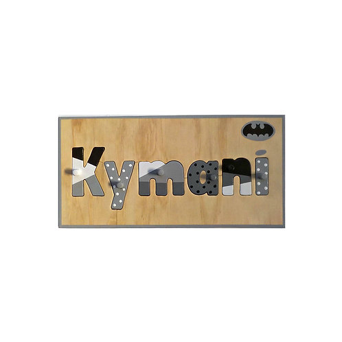 Bat Name Puzzle