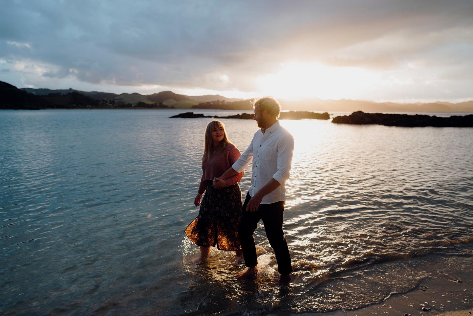 Waikato Engagement Photoshoot Photographer | Haley Adele Photography