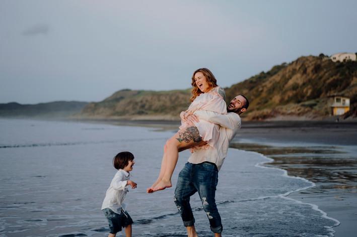 Hamilton Family Photographer | Haley Adele Photography