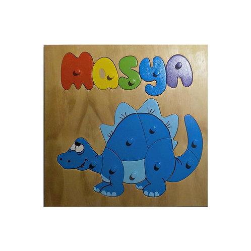 Dinosaur Name Puzzle