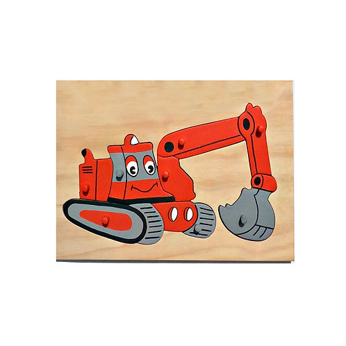Digger Puzzle