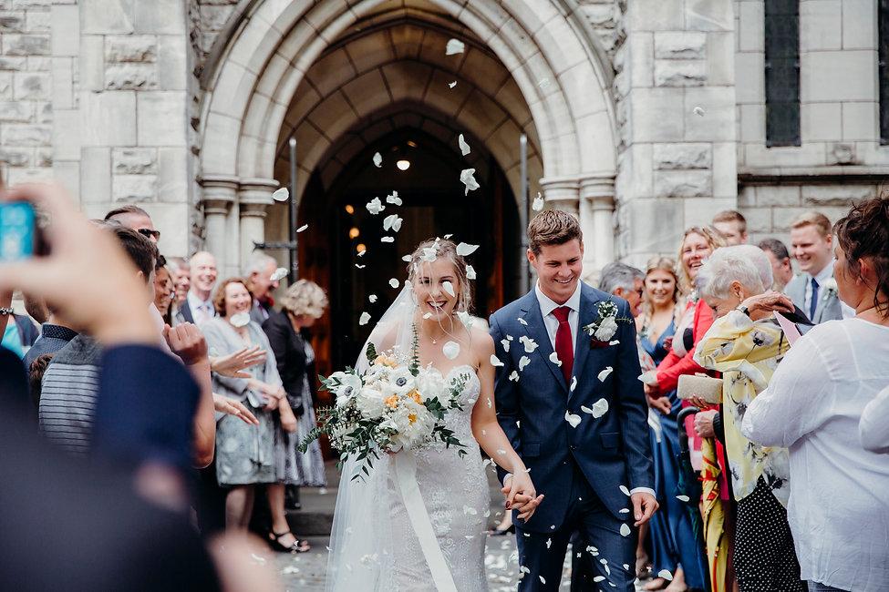St Matthews In The City   Auckland Weddings