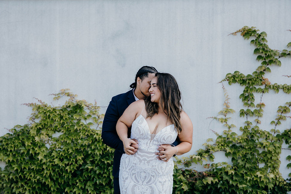 Auckland Wedding | Fisher House
