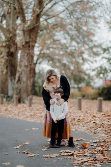 Autumn Family Portraits | Waikato Photographer