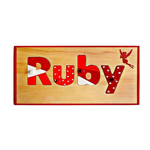 Fairy Name Puzzle