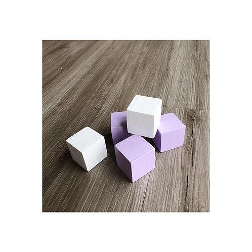 10 Wooden Blocks