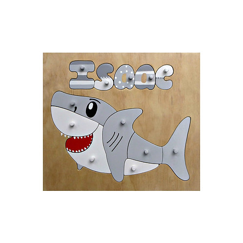 Shark Name Puzzle