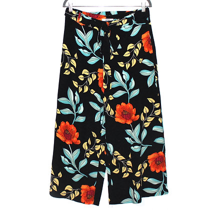 Floral Culotte Pants KOTON Medium