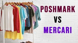 Poshmark vs Mercari?