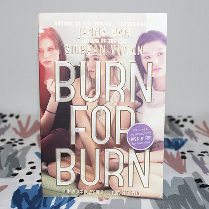 Book: Burn for Burn