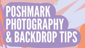 Poshmark Photoshoot Area Tips and Tools