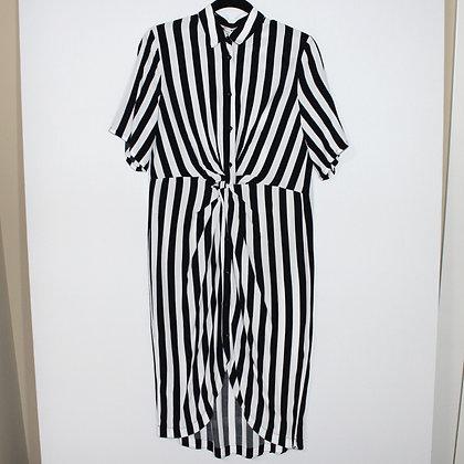 KOTON NWT Stripe Dress Size Medium