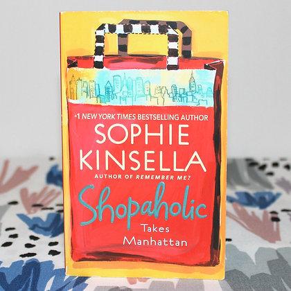Book:Shopaholic Takes Manhattan by Sophie Kinsella