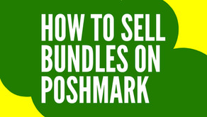 How To Create Bundles For Customers on Poshmark