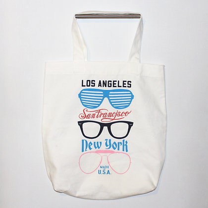 Gap LA, SF, NY, Tote Bag