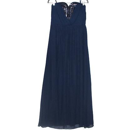 Sweetheart Neck Jewel Detail Formal Dress Size 13