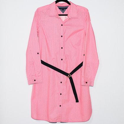 Tommy Hilfiger Pink Shirt Dress